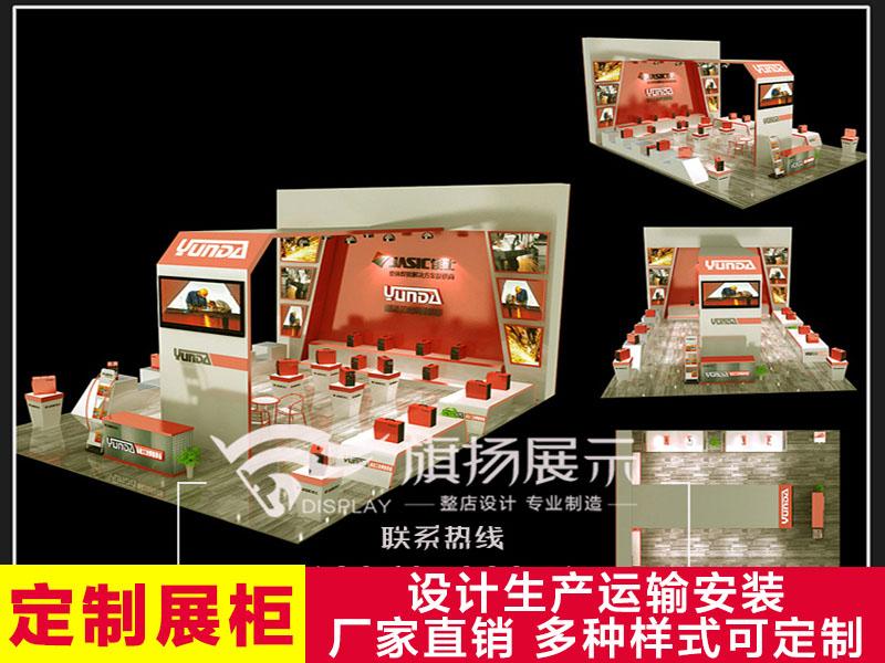 在哪能买到优质的展览道具_武汉做展柜