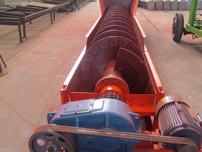 银川洗砂机供应-【实力厂家】生产供应洗砂机