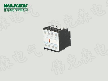 F4系列辅助触头组就选伟克森电气-辅助触头组价格