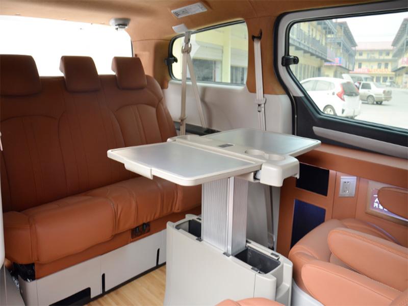哪里可以买好的上汽大通商务车房车_大通V80改装内饰厂家
