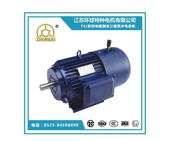 泰州YEJ系列电磁制动三相异步电动机厂家直销_上海YEJ系列电磁制动