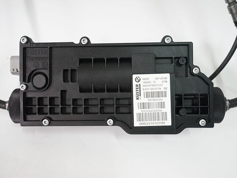 广州共明汽配供应质量较好的宝马X5 X6 E70电子手刹马达_河南手刹模块
