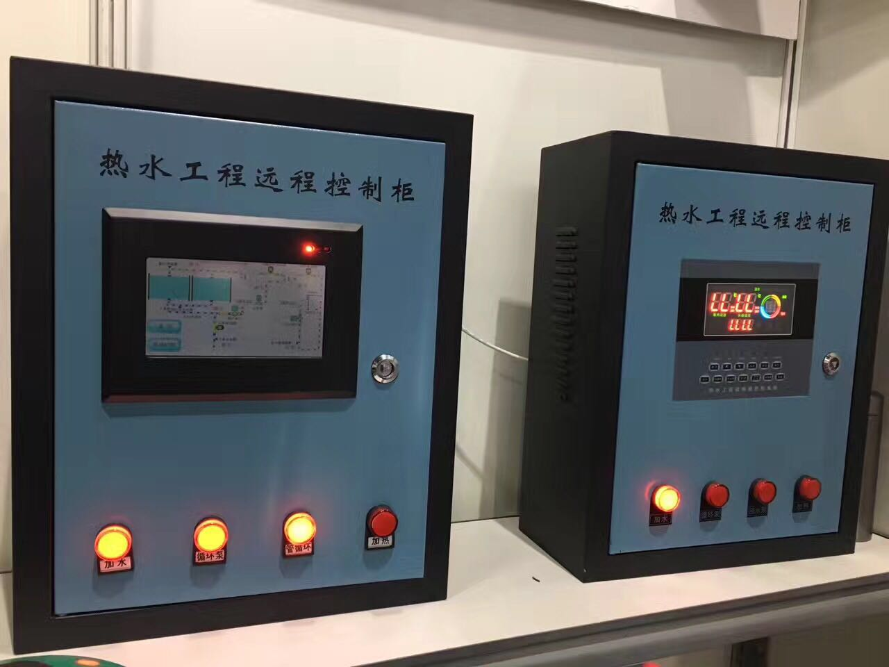 價格優惠的昆明太陽能熱泵熱水控制柜批銷,昆明太陽能設備配件