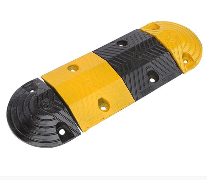 减速带厂家直销价格 南宁橡胶减速带