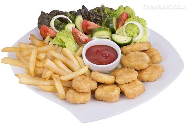 青海薯条供应商
