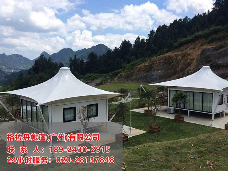 穹顶帐篷,星空球形篷房,野奢帐篷优选格拉丹帐篷