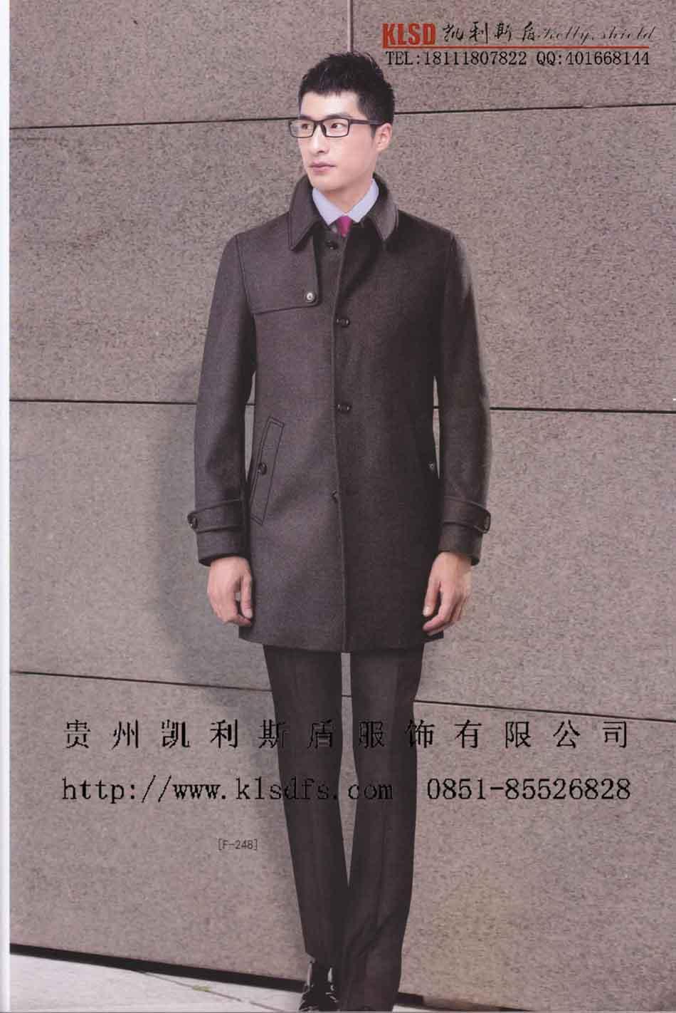 優惠的經典大衣供應,就在貴州凱利斯盾_六盤水經典大衣