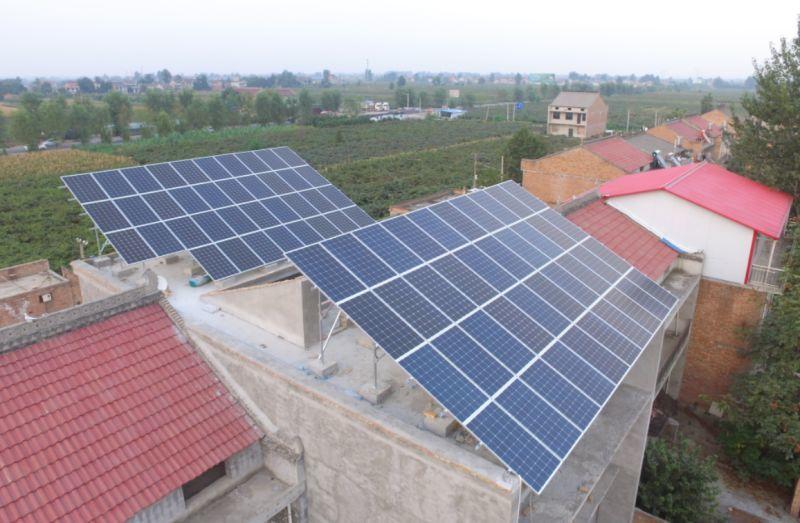 高陵太陽能分布式電站_西安靠譜的太陽能分布式電站