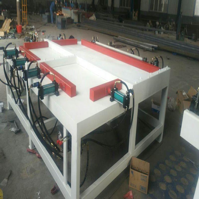 林泽通机械提供好的门框组合机-木门专用组框机