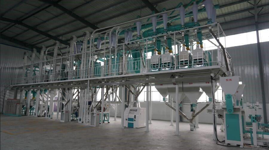 河南玉米加工成套设备厂家-想买优惠的玉米加工成套设备就来奥盛粮机