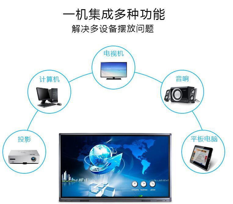 供应杭州好用的触摸教学电子白板高清多媒体教学机|抢手的触摸教学一体机