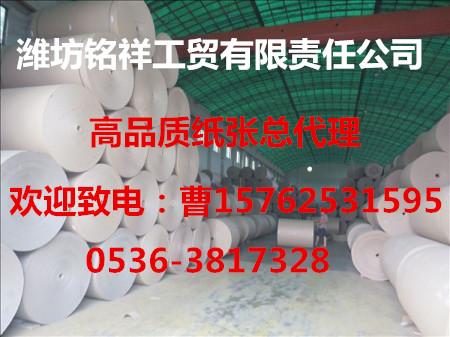 高强瓦楞纸,箱板纸,涂布白板纸—潍坊铭祥工贸有限责任公司
