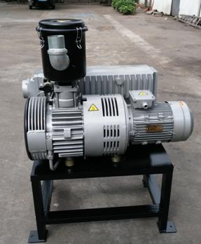 单级旋片真空泵可代替进口真空泵202真空泵吸塑雕刻机真空泵
