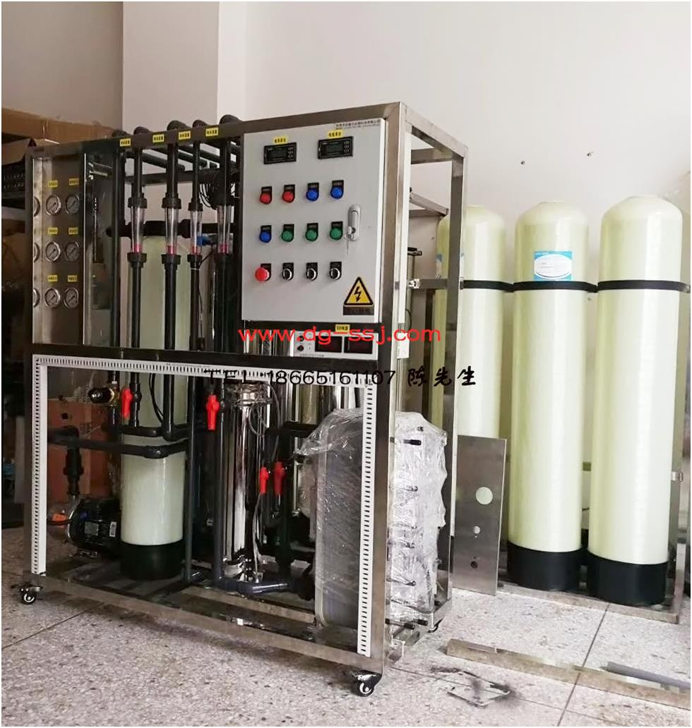 EDI反渗透一体式超纯水设备