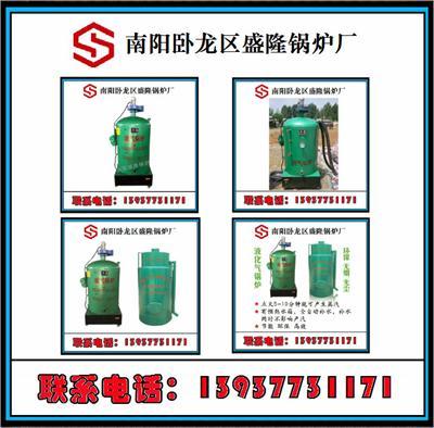 南阳市卧龙区盛隆提供有品质的锅炉_馒头锅炉生产商