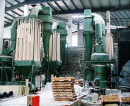 鸿程磨粉机厂钾长石、石英砂小型雷蒙磨机节能雷蒙磨