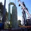 脱硫塔价格 玻璃钢脱硫除尘器 砖窑脱硫塔