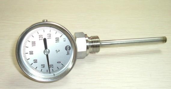 供應銀川好用的雙金屬溫度計,內蒙古雙金屬溫度計廠家