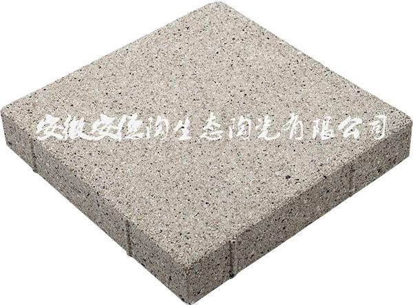 安徽陶瓷透水砖 安德陶陶瓷好用的透水砖新品上市