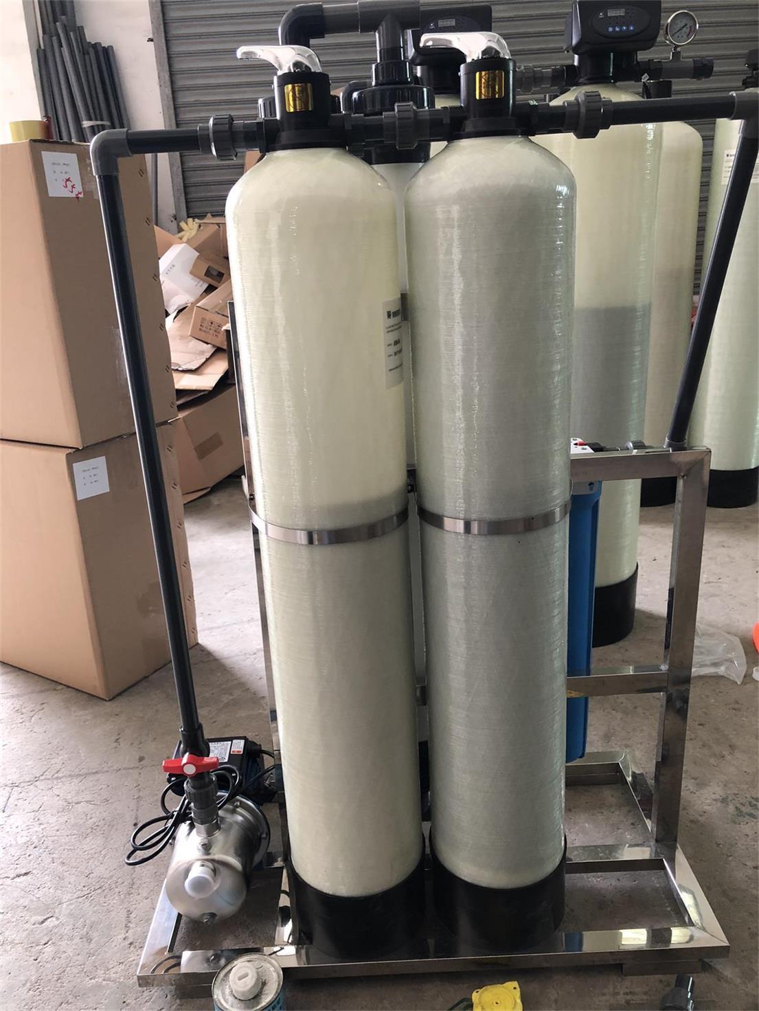 全屋软化水设备 十年水处理经验 品质保证