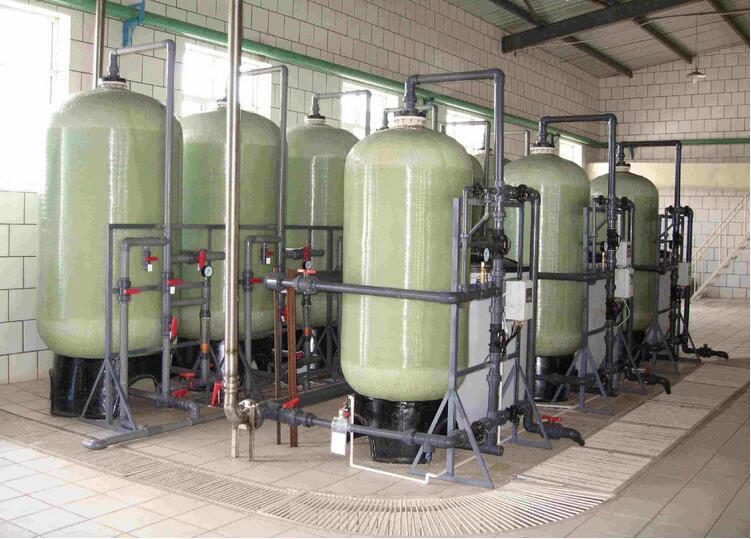 大型软水机 锅炉软水设备
