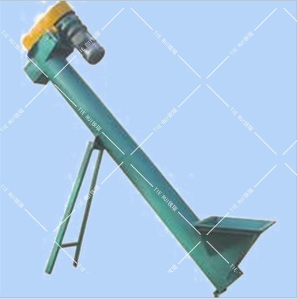 管式螺旋输送机的优势,螺旋机找铁瑞机械