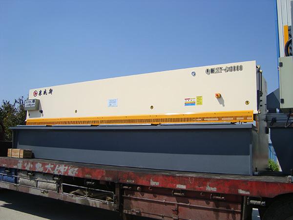 【大型剪板机】大型剪板机价格_4米6米8米大型剪板机厂家优惠