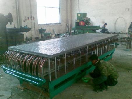 各种类型格栅模具制作 、加工各种模具 河北伟恒优质厂家