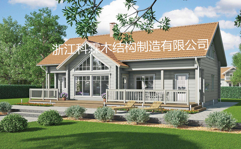 耐用的木屋当选浙江科霖木屋 木屋尺寸