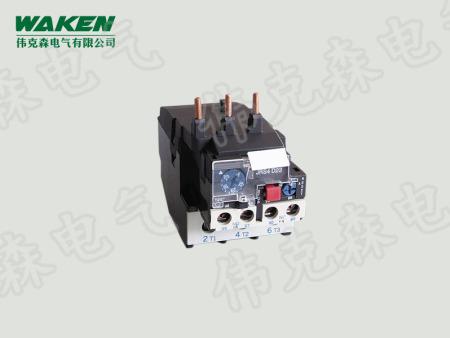 伟克森电气新款JRS4系列热过载继电器怎么样_热过载继电器