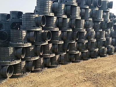 宿迁检查井价格――镇江区域规模大的塑料检查井厂家