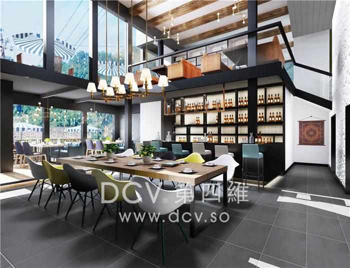 民宿酒店设计-DCV第四维设计结合行业理念,倾情设计