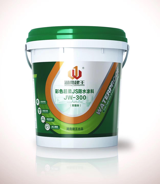 长沙JS聚合物水泥防水涂料