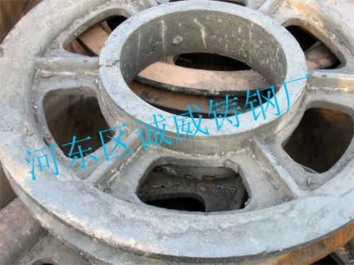 大齿轮铸钢件