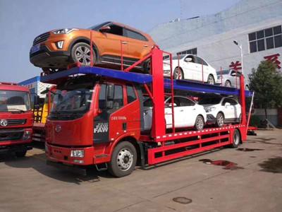 新型轿运车海口有售|口碑好的海南轿运车出售