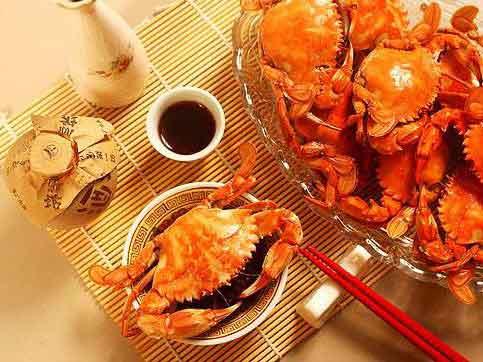 上海销量好的好蟹汇阳澄湖大闸蟹批发 阳澄湖大闸蟹信息