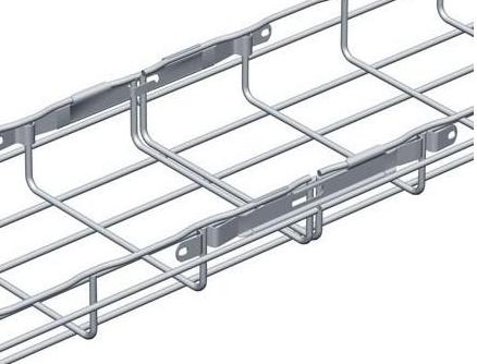 网格电缆桥架设计生产当选万有电气科技有限公司,直销组合式电缆桥架