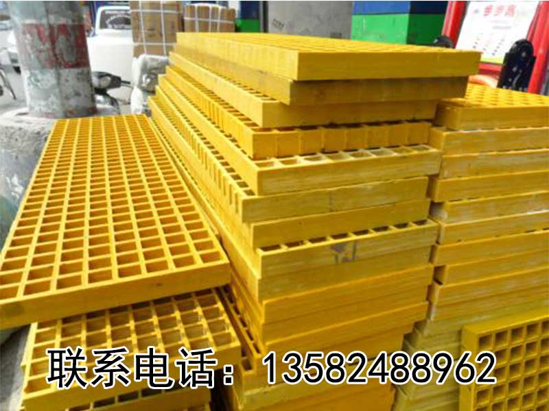 河北京通玻璃钢格栅厂家直销可定制质量保证