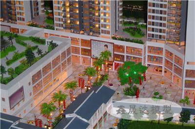 廣西房地產模型|優良房地產模型建設計制作
