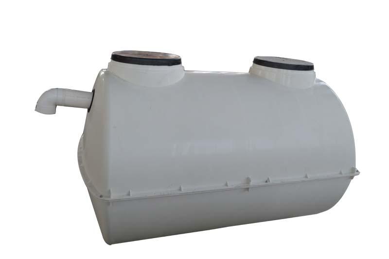 专注生产模压玻璃钢化粪池 缠绕化粪池