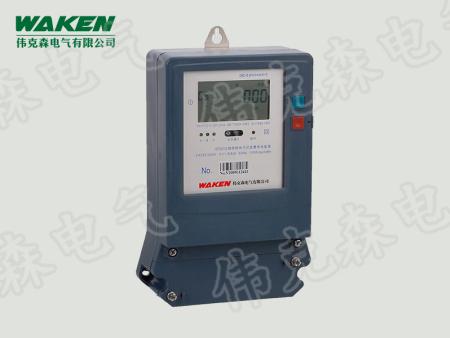 三相电子式多费率电能表,想买耐用的DSSD型三相电子多功能电能表就来伟克森电气