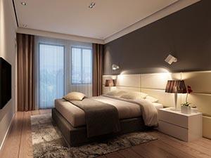 新乡区域专业的新乡卧室装修公司-新乡儿童装修效果图卧室