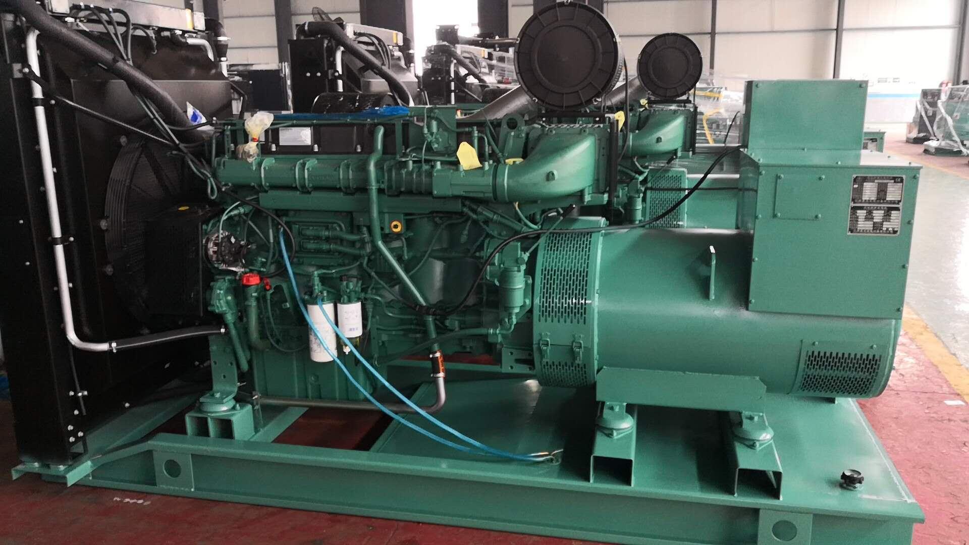 沃尔沃发电机柴油发电机68KW-550KW沃尔沃发电机