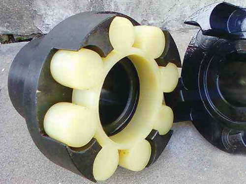LMZ-I分体式制动轮梅花型弹性联轴器多少钱|沧州专业的梅花联轴器_厂家直销