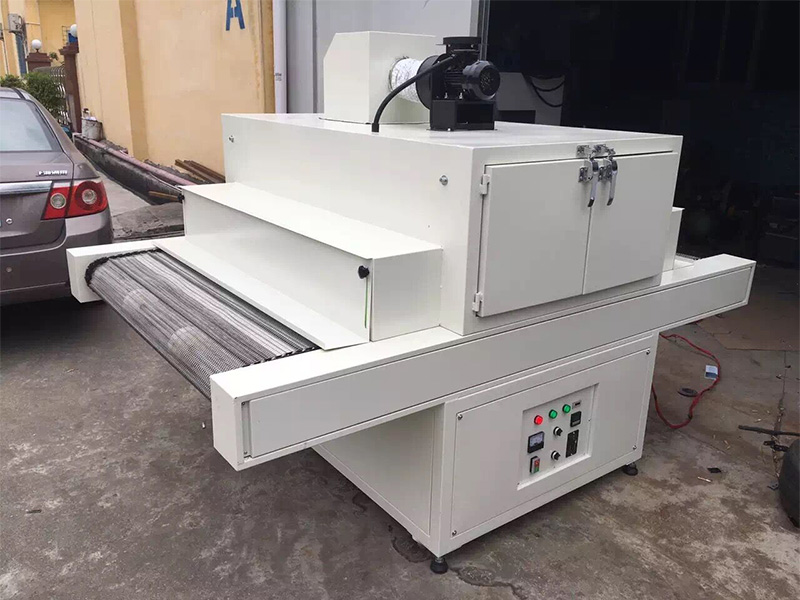 强牛机械厂家直销UV固化机紫外线UV