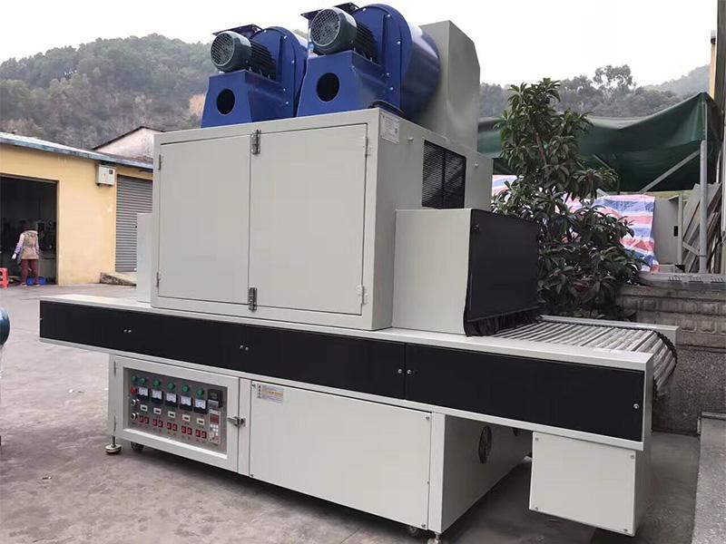 UV固化机生产厂家|强牛机械设备直销UV固化机