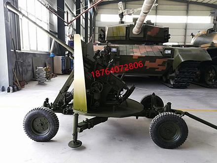 山东大比例陆海空军事模型、高炮模型厂家18764072806