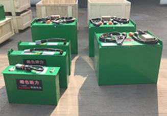 叉车锂电池林德叉车电池叉车电池价格多少