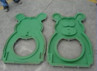模具合作商-温州正好模具专业供应儿童玩具滚塑模具
