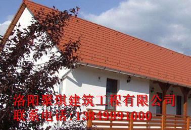 开封树脂瓦_洛阳增强树脂瓦专业供应商